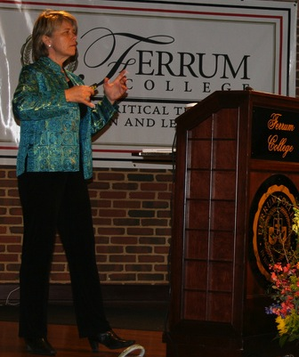 Women's Leadership Conference Keynote Speech