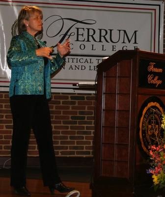 Women's Leadership Conference Keynote Speech